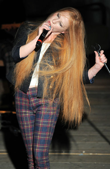 Struwwel Haare